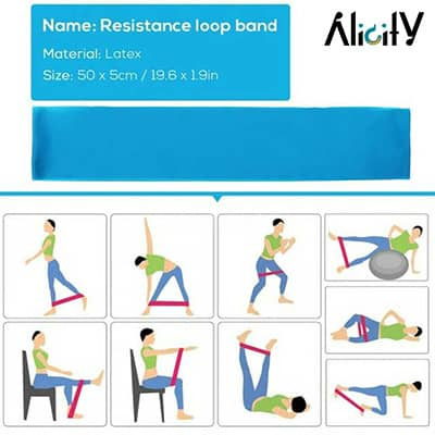 resistance loop band exercises
