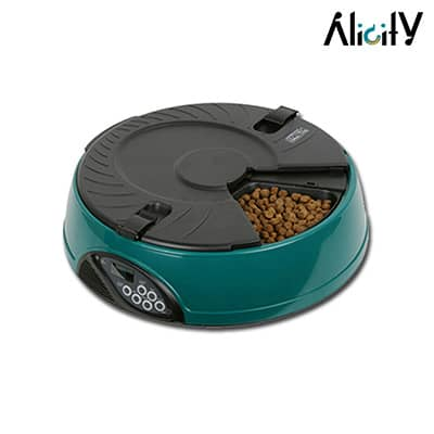 new automatic food dispenser feeder
