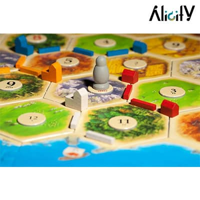 the settlers of catan board game price