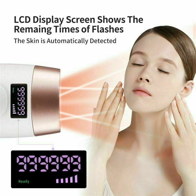 Advanced Unisex Painless Pro Hair Removal Permanent IPL Laser Leg Face best price Set