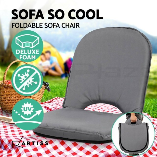 Camping Foldable Portable Sofa Floor Chair