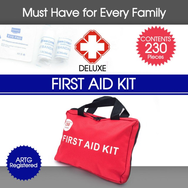First Aid Kit(230 Pieces)