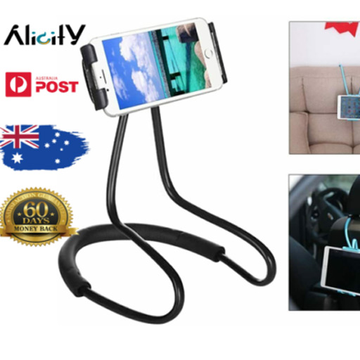 Flexible Neck Lazy Bracket Mobile Phone Rotatable Stand Holder Mount