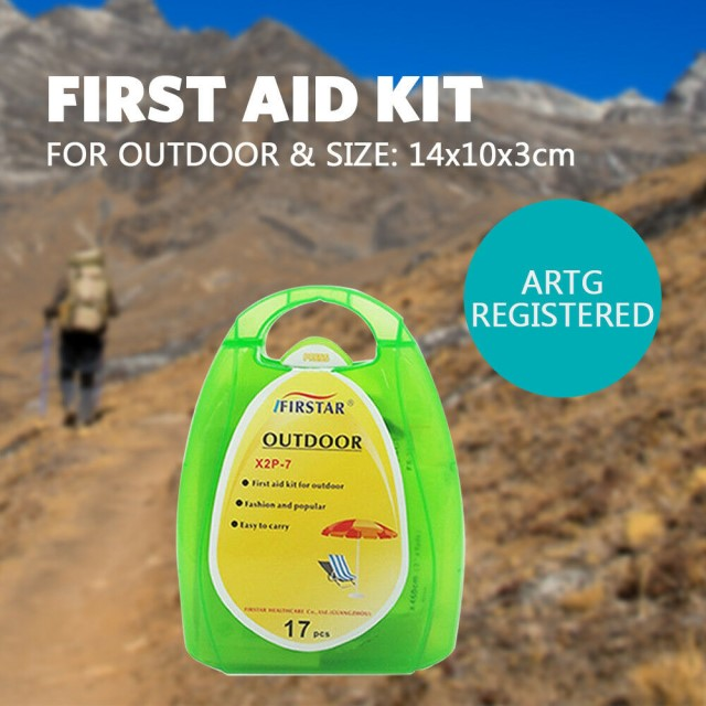 Outdoor First-aid Kit
