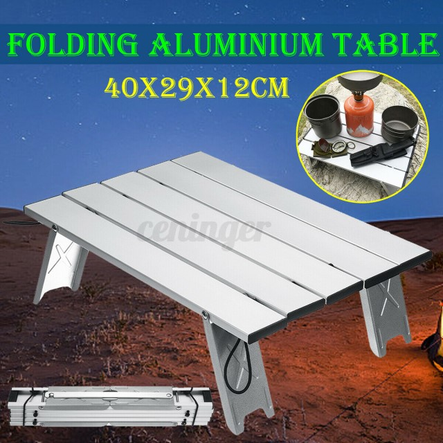 Portable Folding Dining Picnic Table Camping