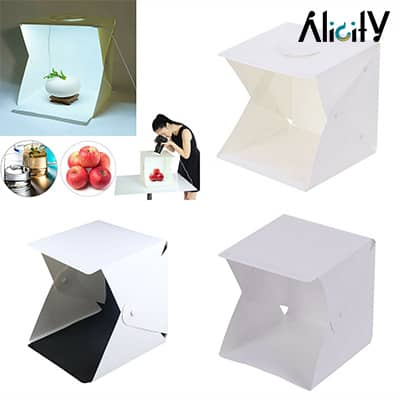 foldable photography lightbox