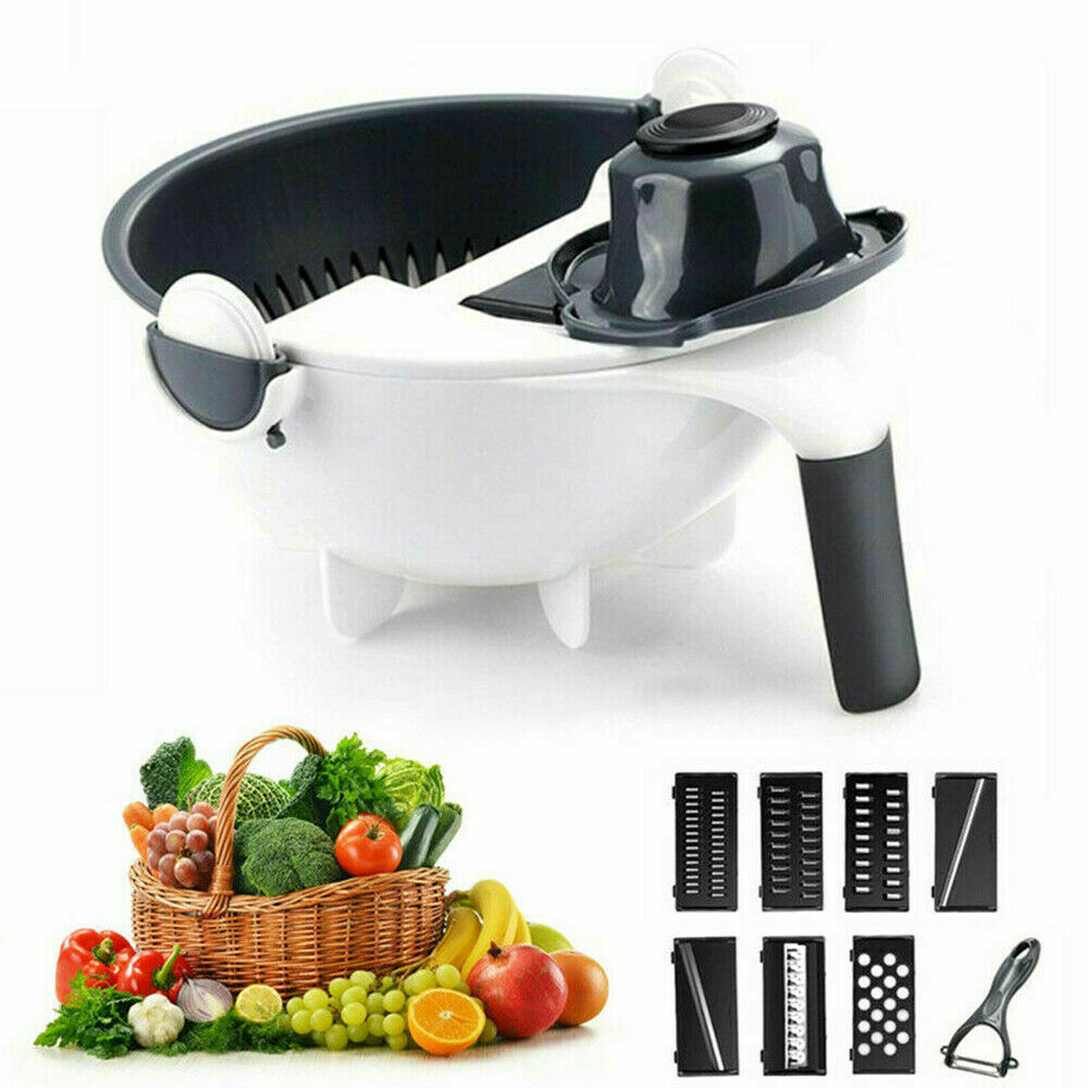 Vegetable Slicer & Cutter Chopper