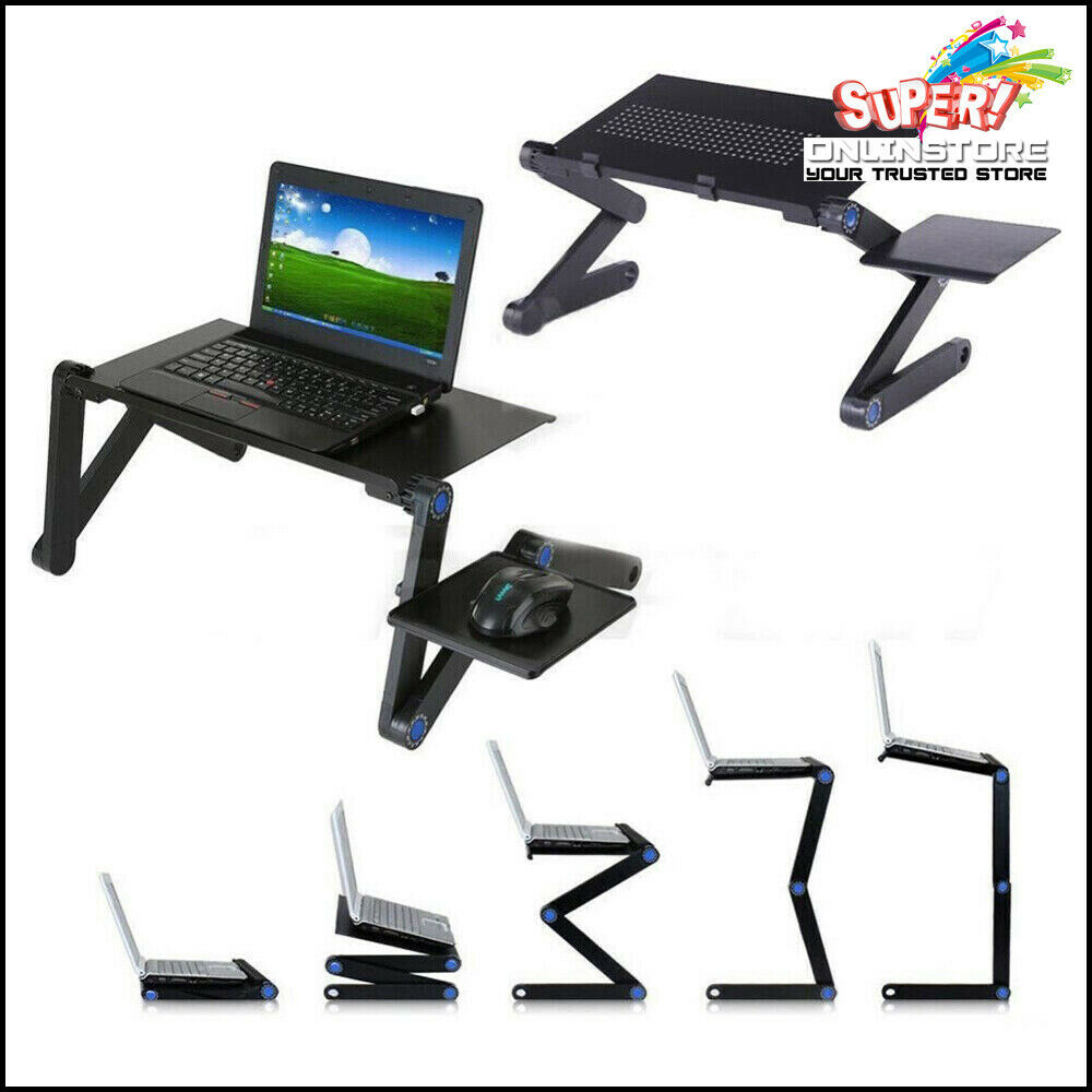 Foldable & Multi-Function Laptop Stand