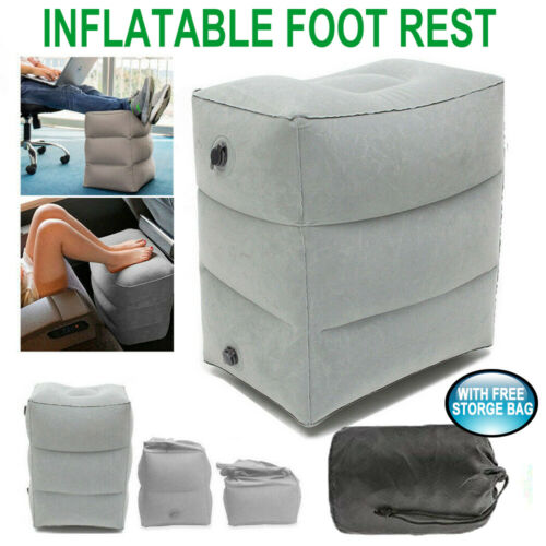 Inflatable Portable Cushion Foot Rest