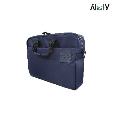 starbag navy blue stl013 laptop hand bag