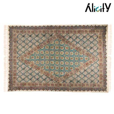 kalamkari print tablecloth by atrian