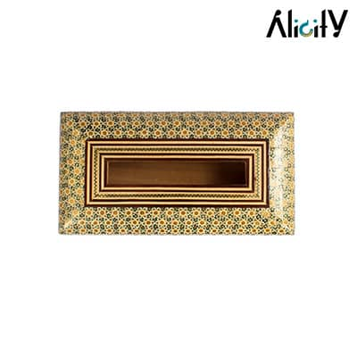 inlay work tissue box