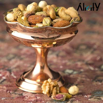 nut serving bowl