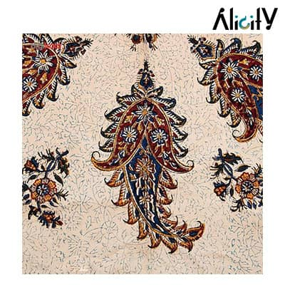 paisley pattern tablecloth