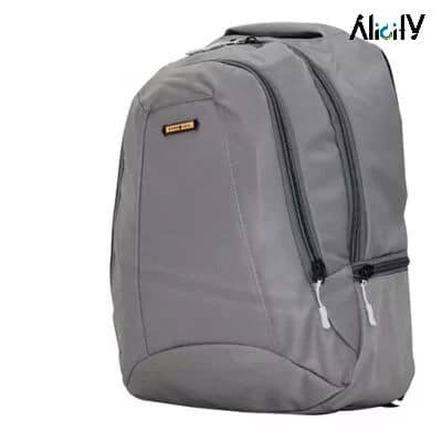 starbag stb012 gray laptop backpack