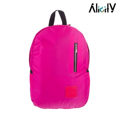 starbag stb015 magenta backpack
