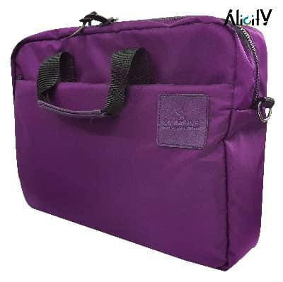 starbag stl013 purple laptop handbag