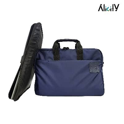 starbag stl013 navy blue laptop sleeve